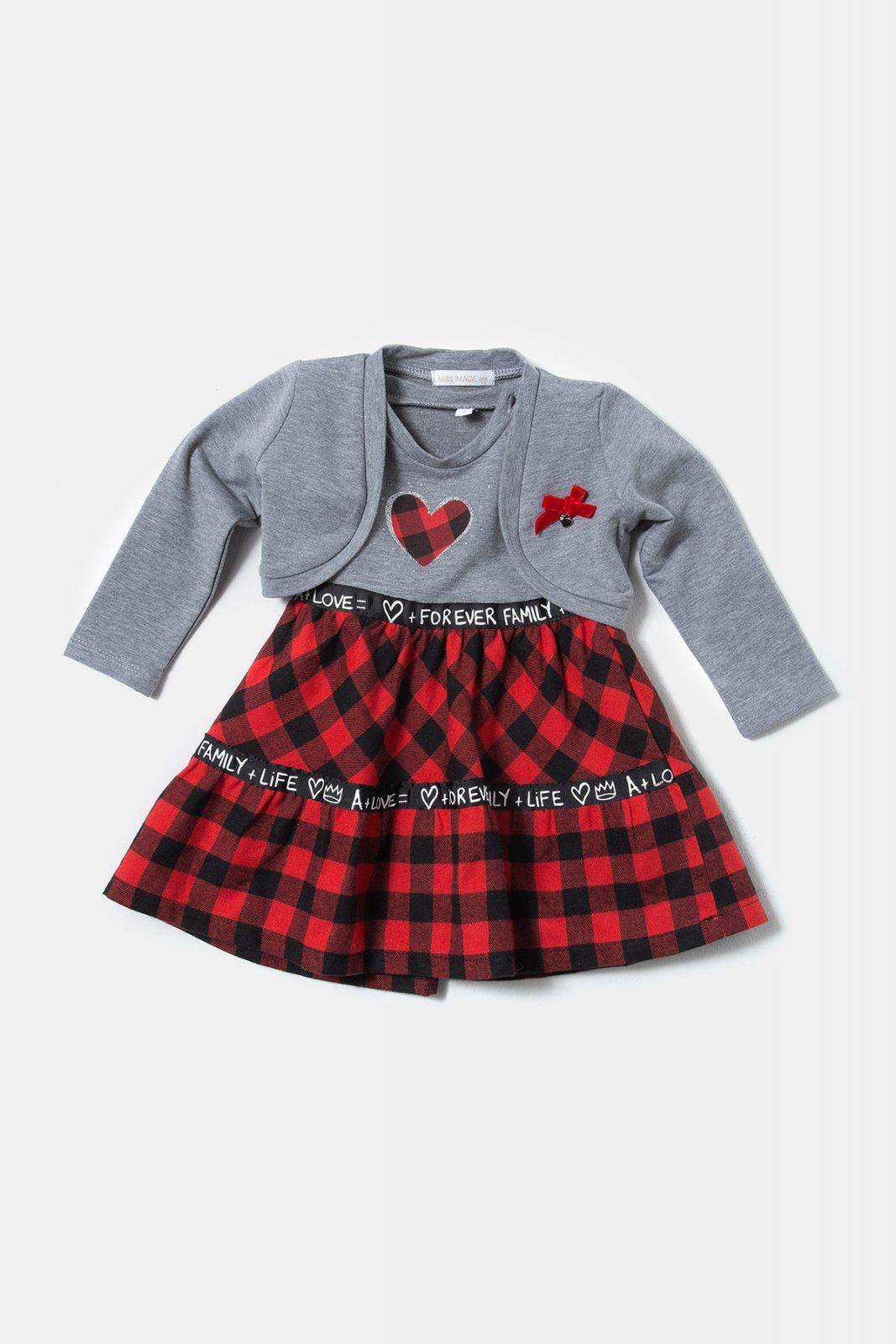 Φόρεμα με μπολερό - Ersas Παιδικά e6ee6cce76c