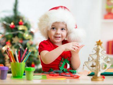 Εύκολες Χριστουγεννιάτικες κατασκευές για παιδιά 4
