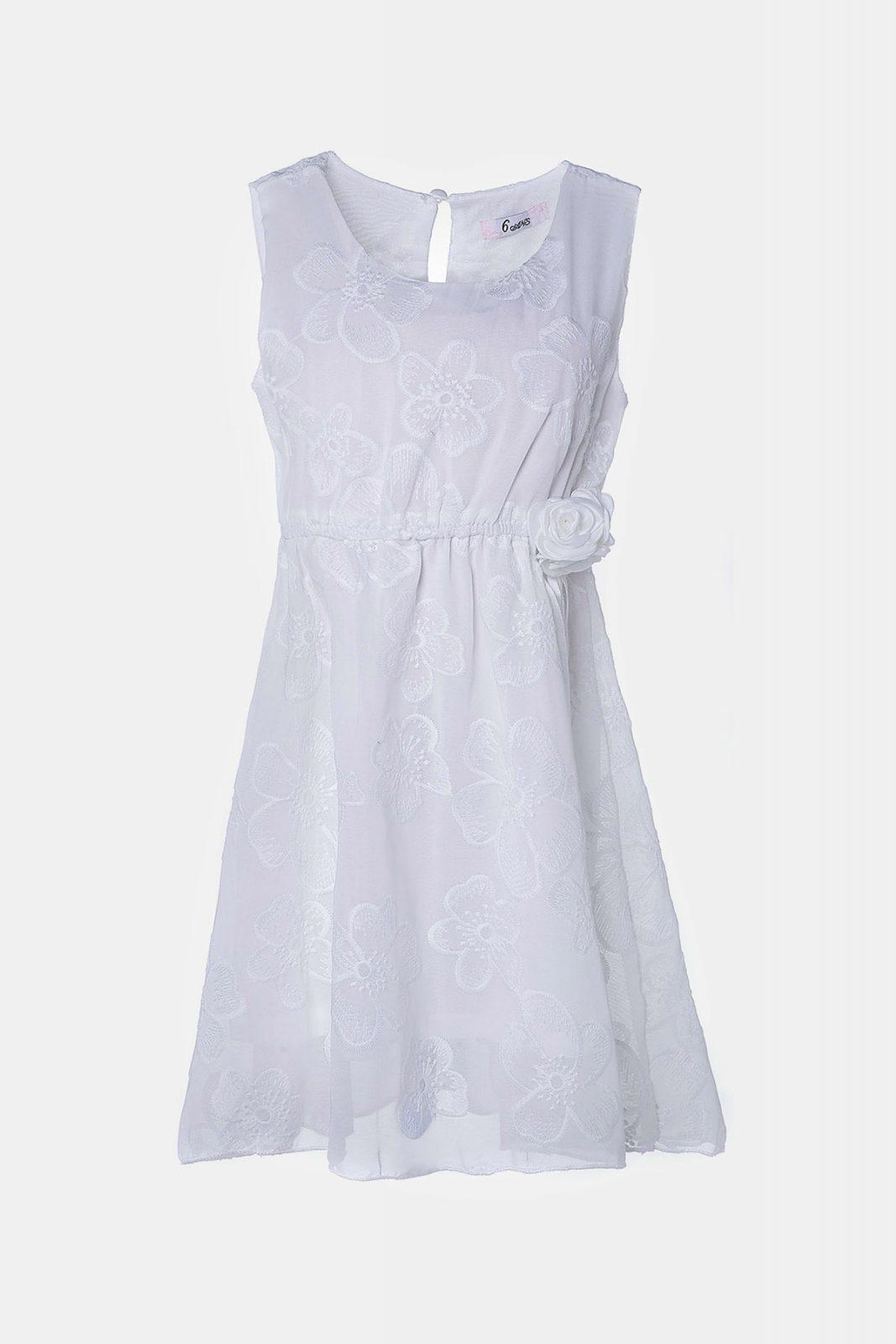 e9e77346e4a Λευκό φόρεμα για Κορίτσια - Ersas Παιδικά, Βρεφικά Ρούχα