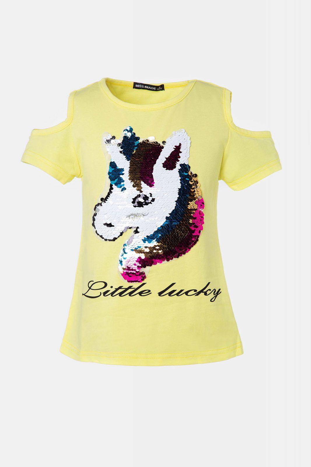 f3f75d0b438 Παιδική μπλούζα μονόκερος