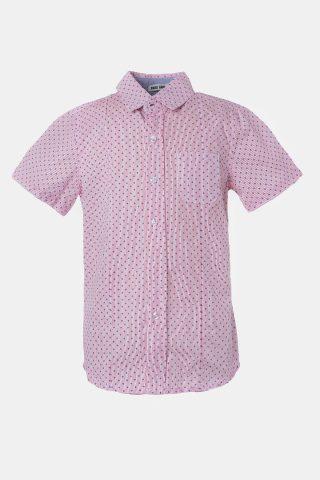 Παιδικό πουκάμισο με κοντό μανίκι