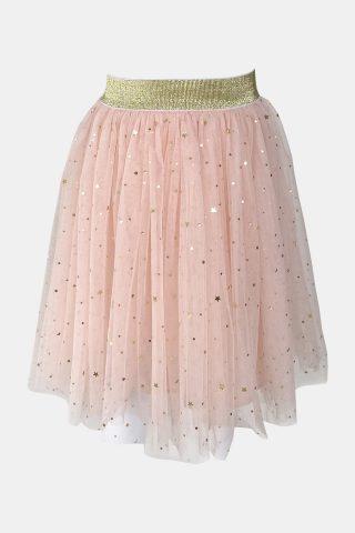παιδική φούστα τούλι και γκλίτερ