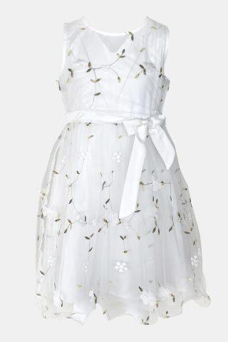 παιδικό φόρεμα κεντητό για κορίτσια