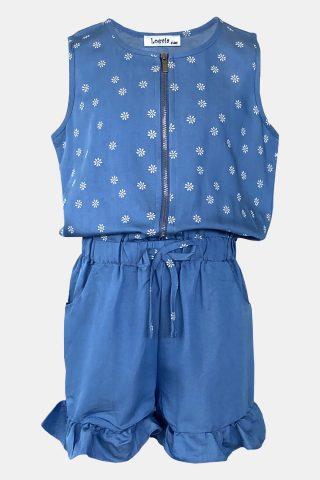 ολόσωμη φόρμα τζιν για κορίτσια